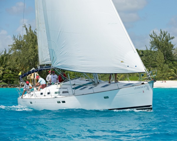 Caribbean sailing at its best