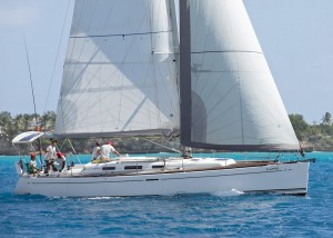 Luna – Dufour 44 – from Germany finished on a good note