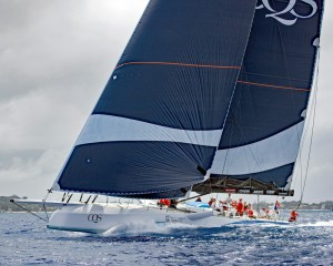 CQS on her way to breaking the 100ft and under record and Absolute Monohull record