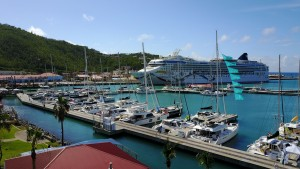 St Thomas charter sector in full flow – photo VI Professional charter Association