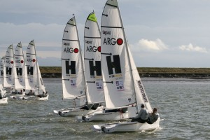 Line up at the start – photo Sue Pelling